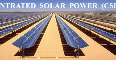Concentrated Solar Power Systems