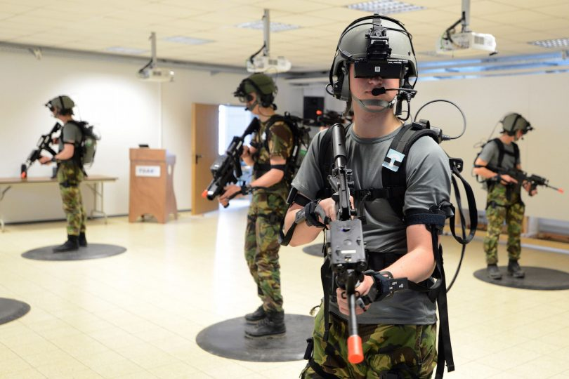 How Does 3D Animation Help the Military & Defence of Your Country?