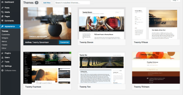 Top 18 WordPress Themes for your Website